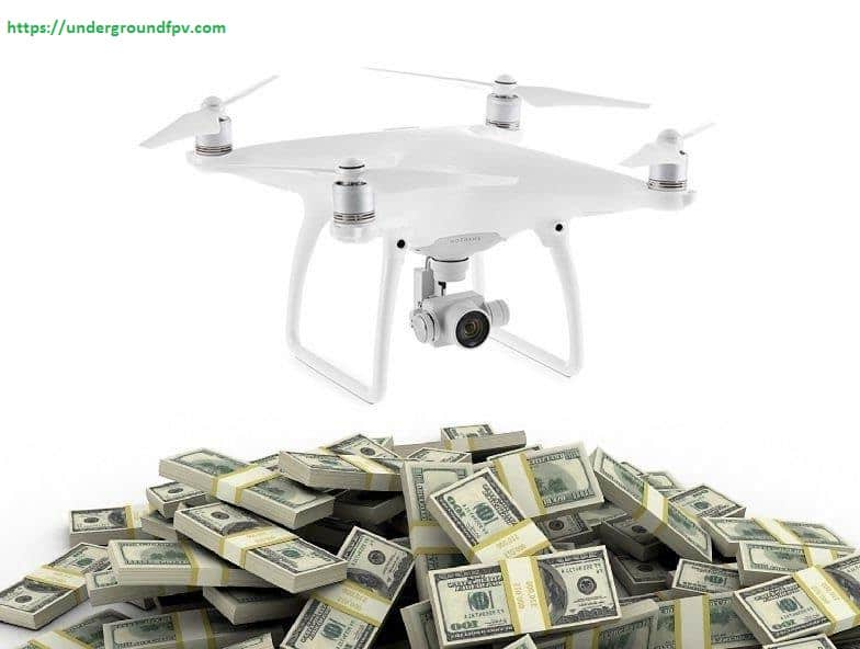 How to Profit From The Air Drone Craze